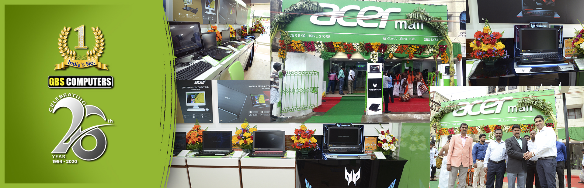 acer showroom gbs