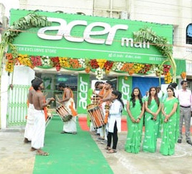 acer showroom in chennai